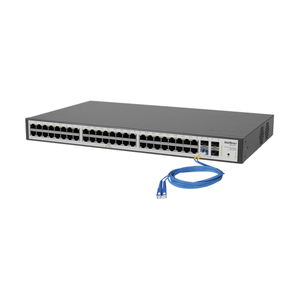 SG 5200 MR - Switch gerenciável 48 portas Gigabit Ethernet